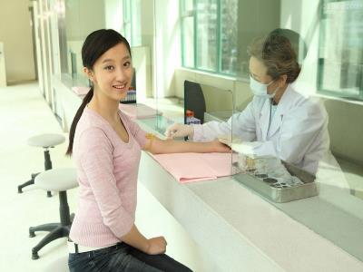 健康体检标准套餐Ⅰ(女)