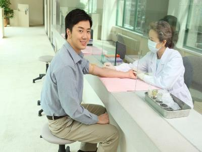 健康体检套餐B(男)