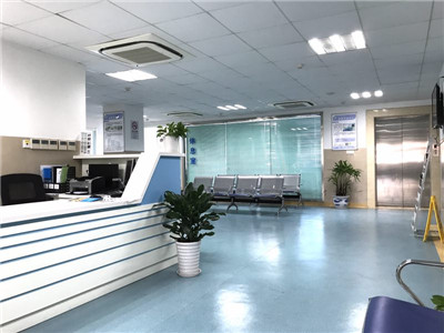 上海市公共卫生临床中心(复旦大学附属中山医院南院)