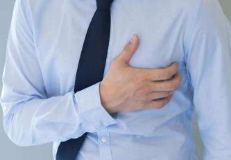 心绞痛发作典型症状
