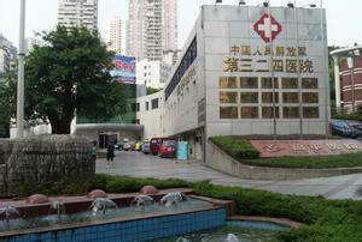 解放军第三二四医院体检中心