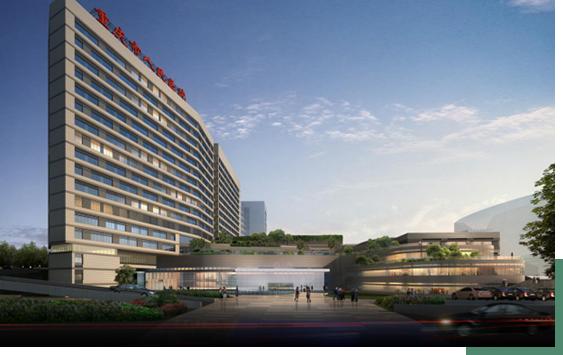 重庆市人民医院(江北院区)体检中心