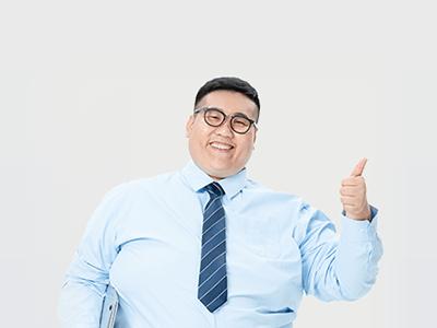 肺部健康筛查体检卡(男)