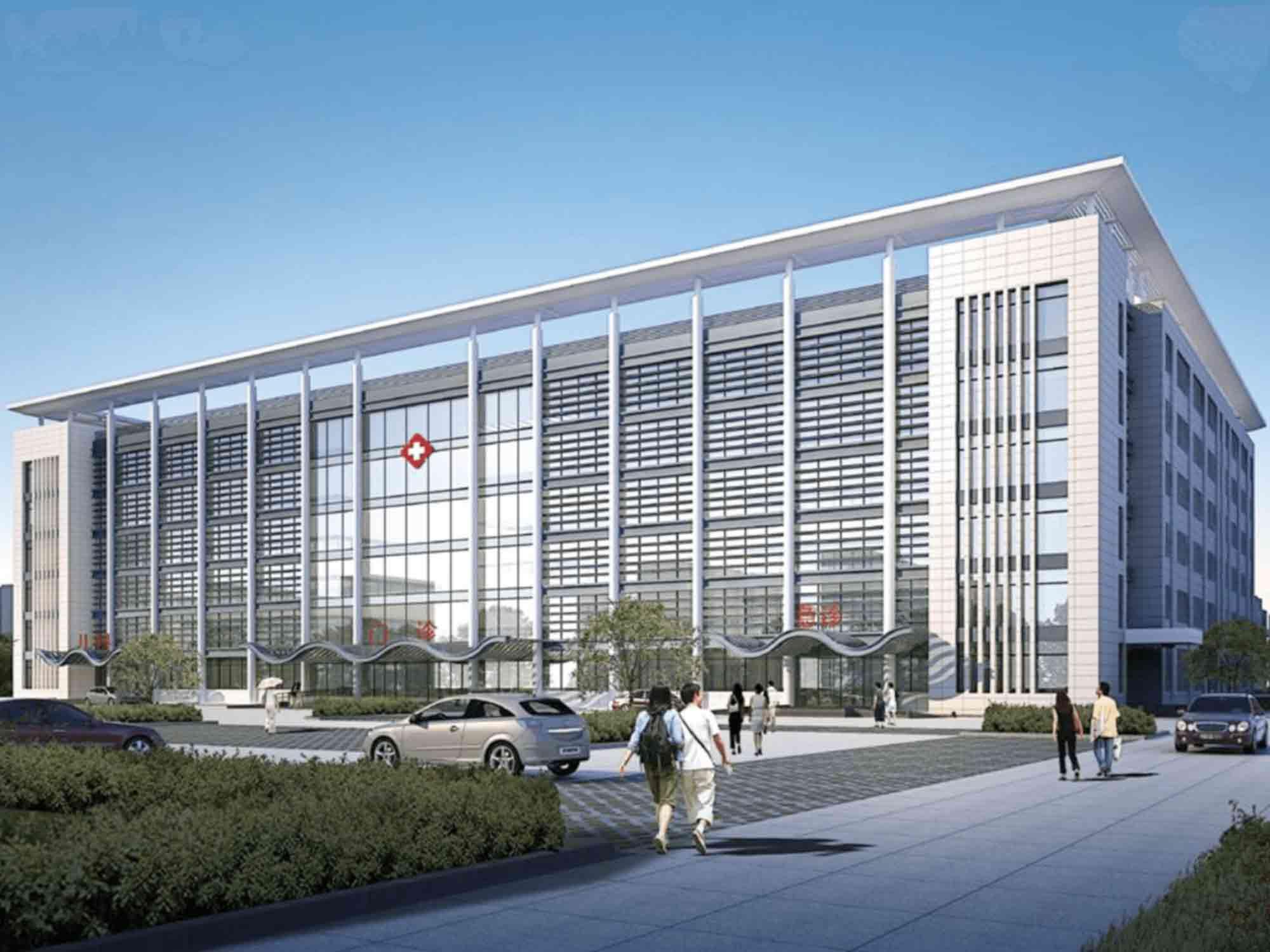 抚州市中医院体检中心