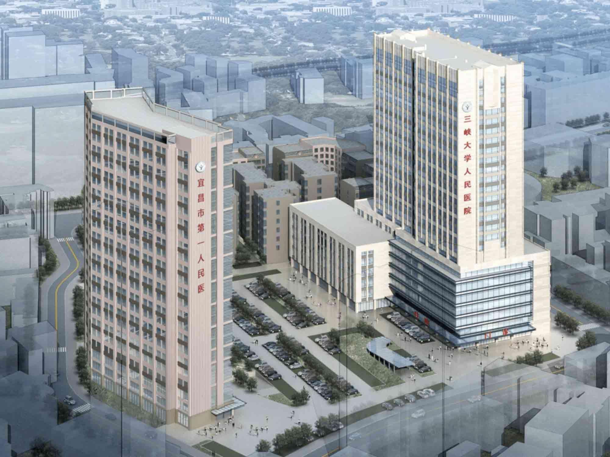 宜昌市第一人民医院体检中心