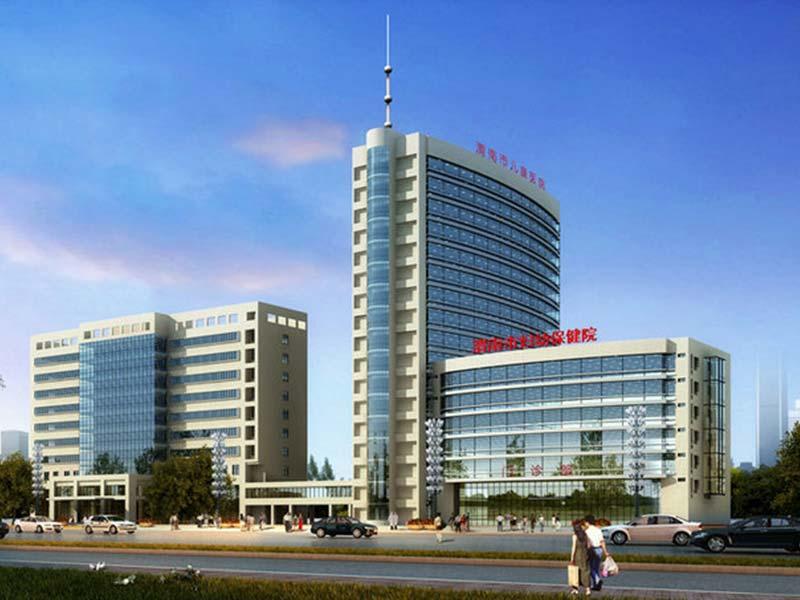 渭南市妇幼保健院体检中心