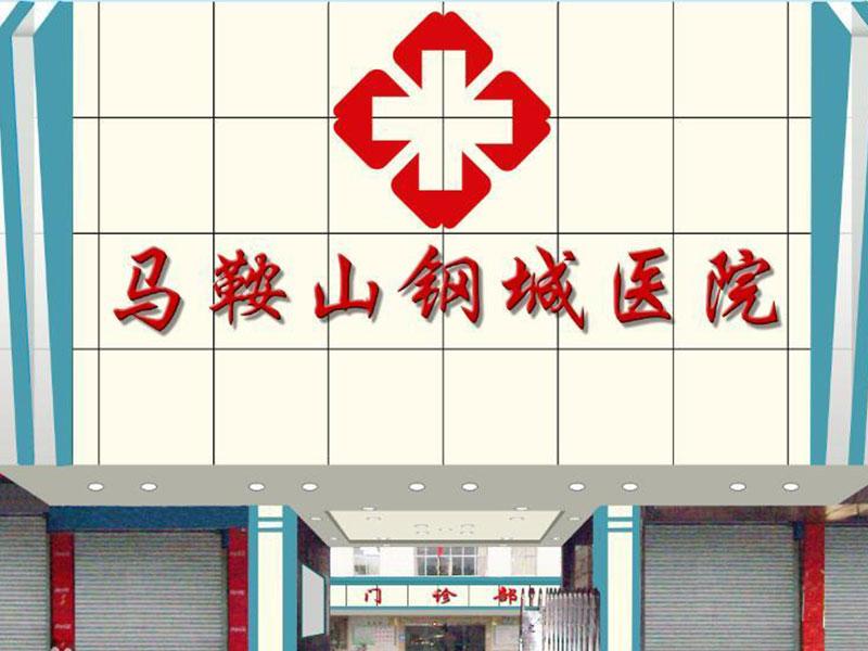 马鞍山钢城医院(原马鞍山红十字医院体检中心)
