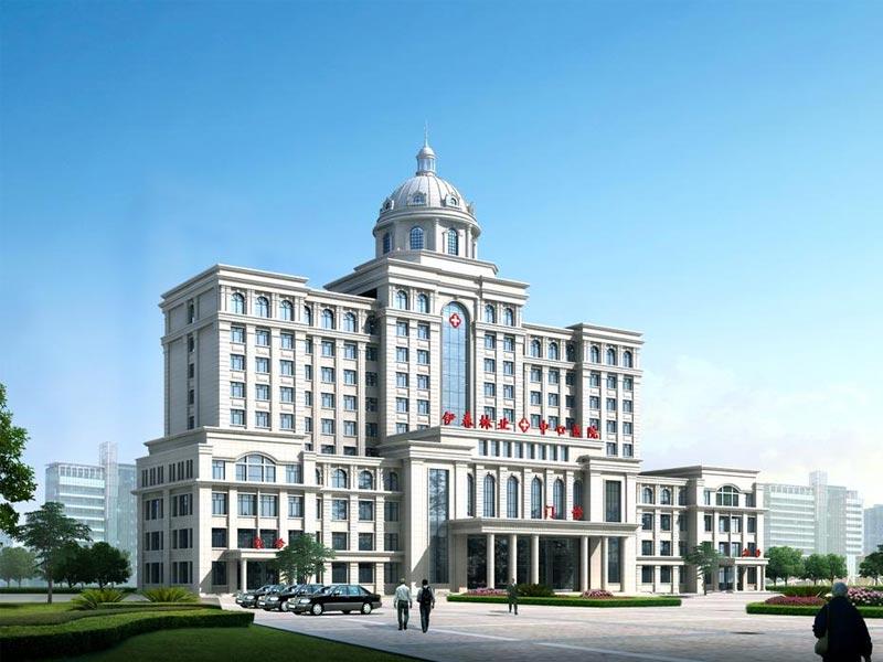 伊春市林业管理局中心医院体检中心