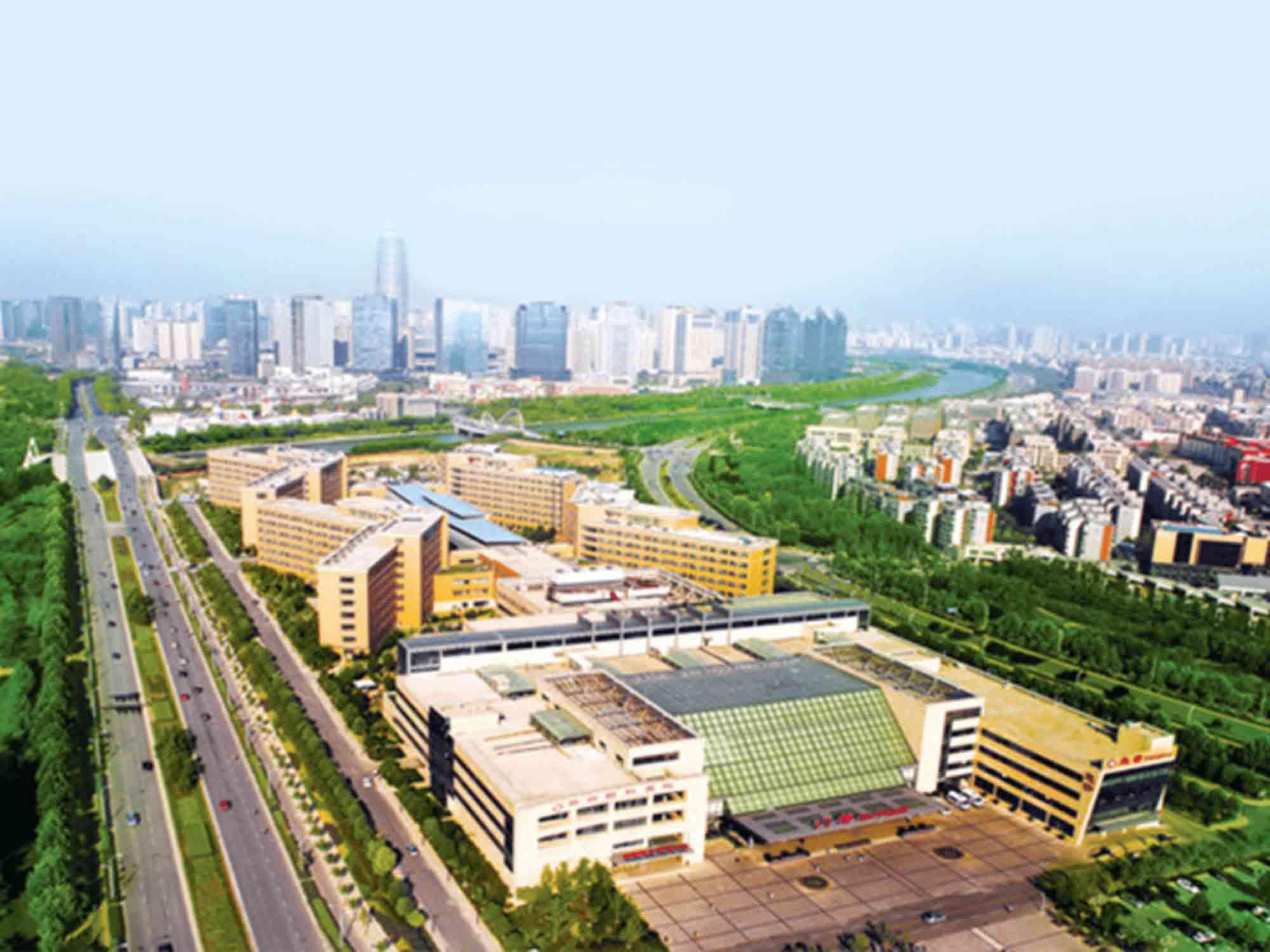 河南大学附属郑州颐和医院体检中心