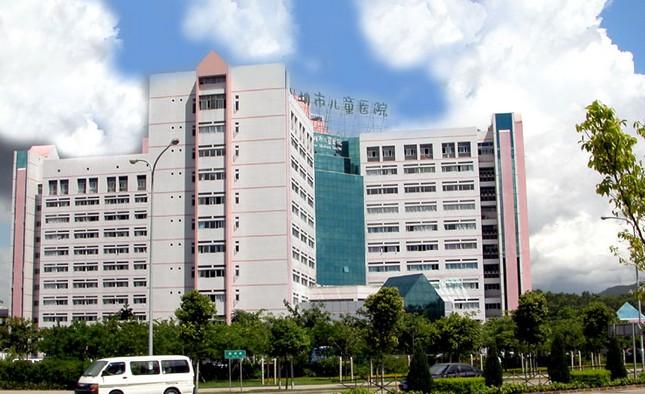 深圳市儿童医院体检中心