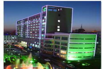 本溪市中心医院体检中心