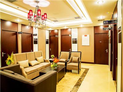 北京爱康国宾体检中心(西直门分院VIP部)